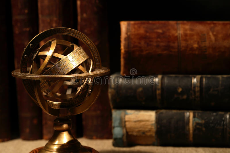Armillary Sphere Globe royalty free stock photo