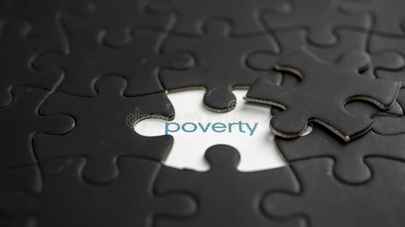 armoede royalty-vrije stock afbeeldingen