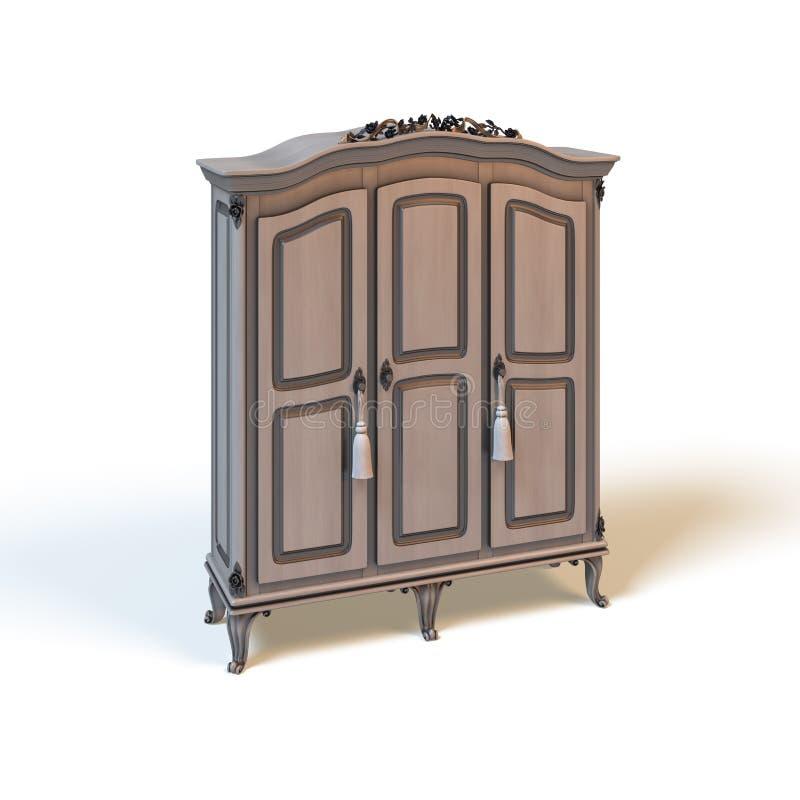 armoire ελεύθερη απεικόνιση δικαιώματος