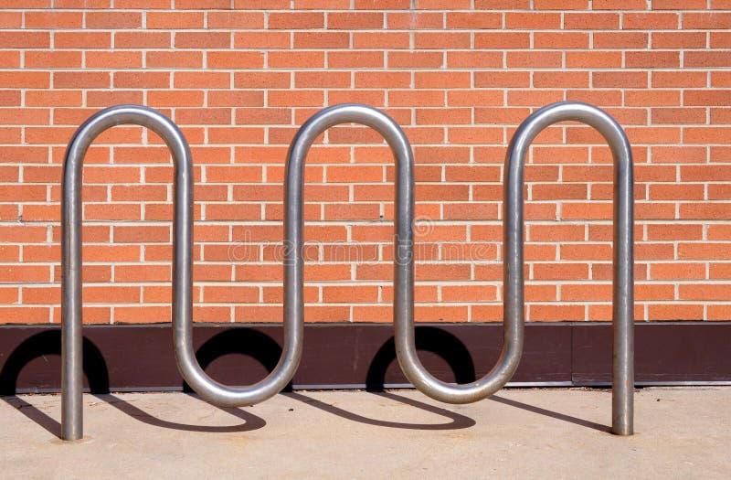 Armoire de vélo photos libres de droits