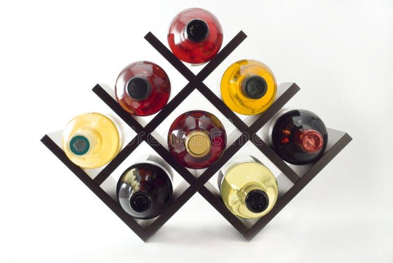 Armoire de vin photos stock