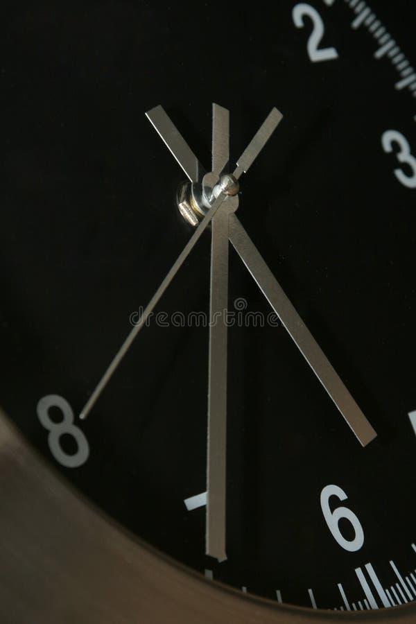 Armonía-reloj fotografía de archivo