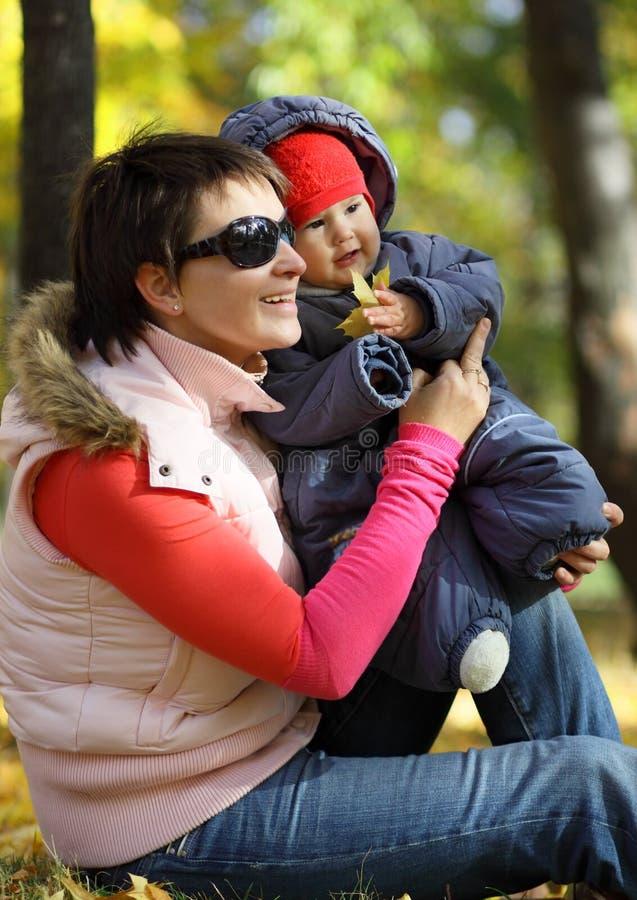 Armonia di autunno fotografie stock