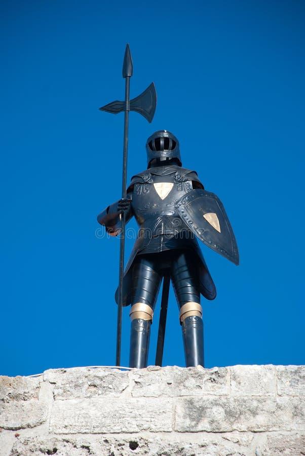 Armor Knight stockfoto