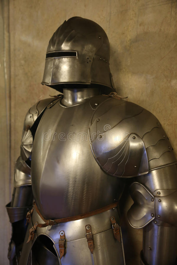 Download Armor of a Knight stock photo. Image of bohemia, baroque - 36741404