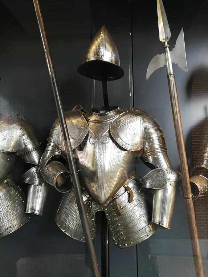 Armor stock image