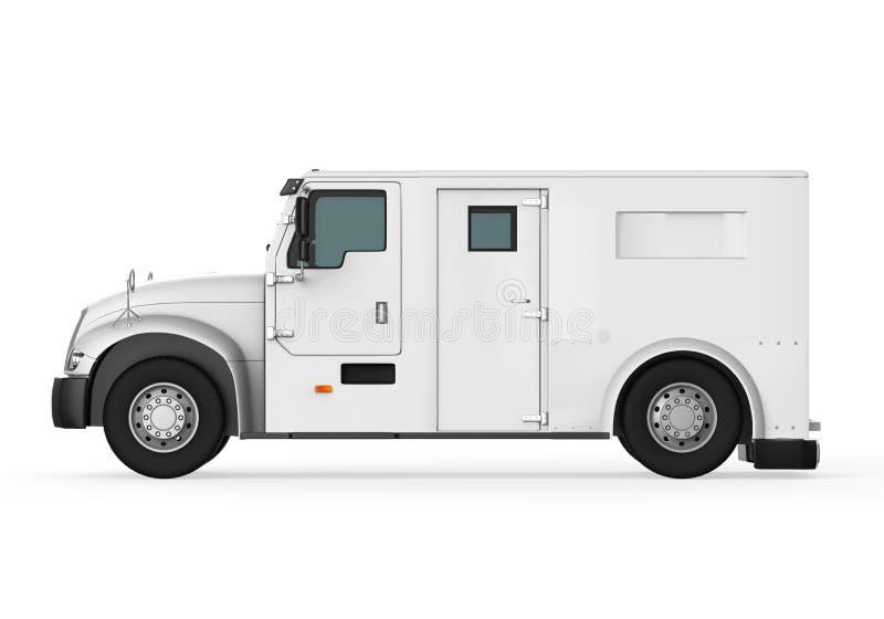 Armored Truck stock illustration