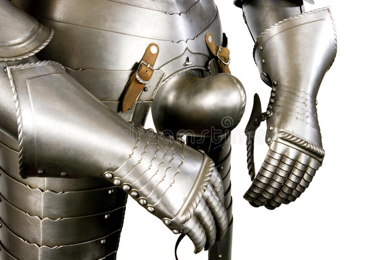 Download Armour stock photo. Image of knight, iron, historical - 19965686