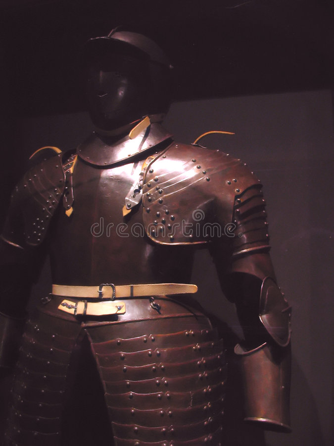 Armour And Heraldry Stock Photography
