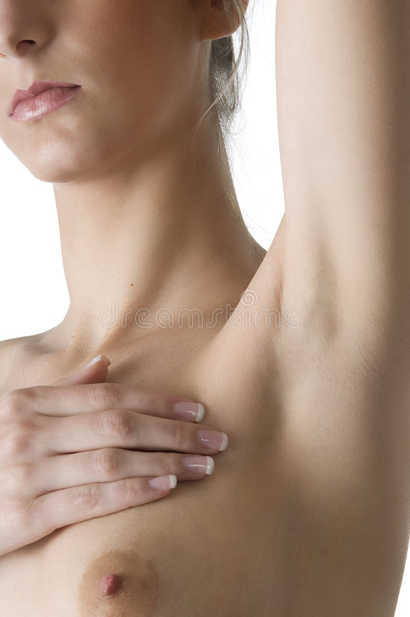 The armpit royalty free stock images