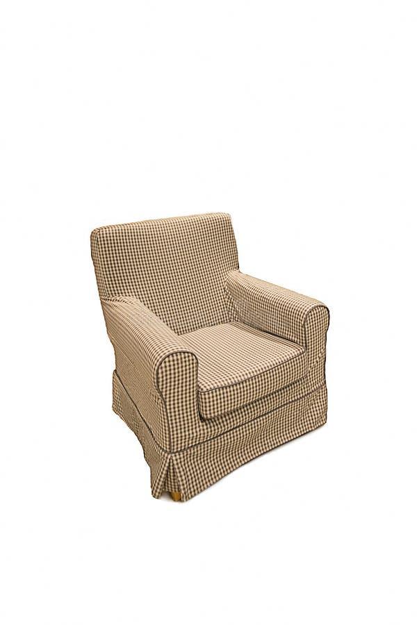 Armrest καναπές στοκ εικόνα με δικαίωμα ελεύθερης χρήσης