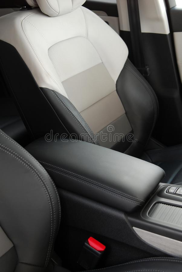 Free Armrest In The Car Royalty Free Stock Photos - 100157018