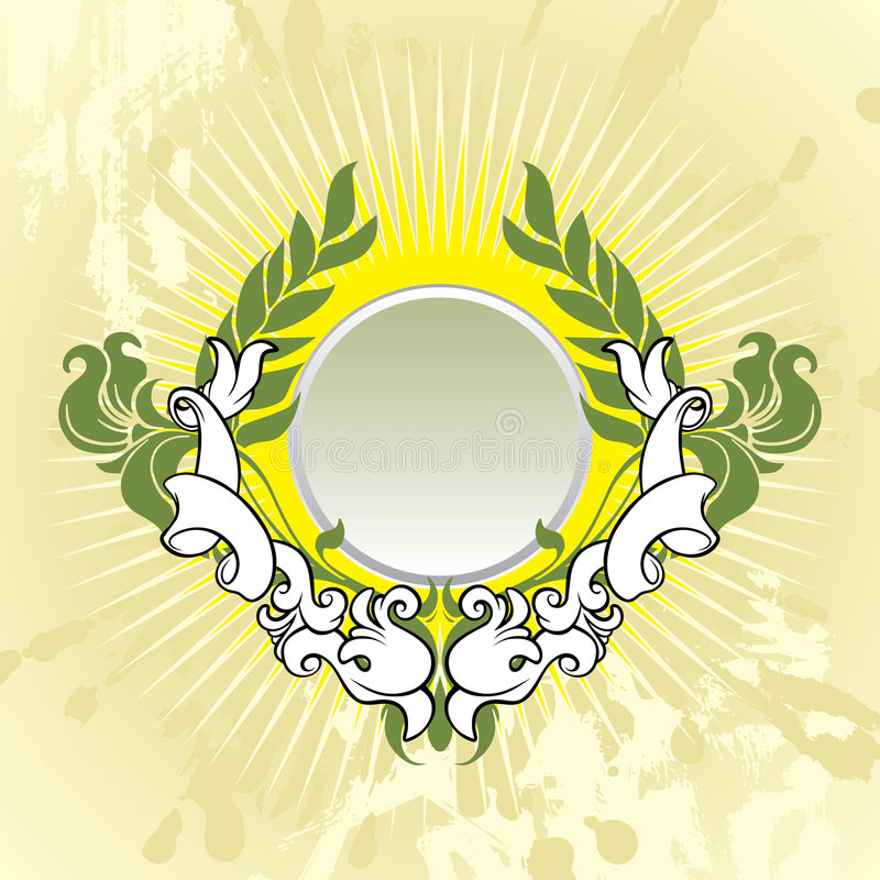 Download Arms stock vector. Image of blazon, armour, background - 3481210