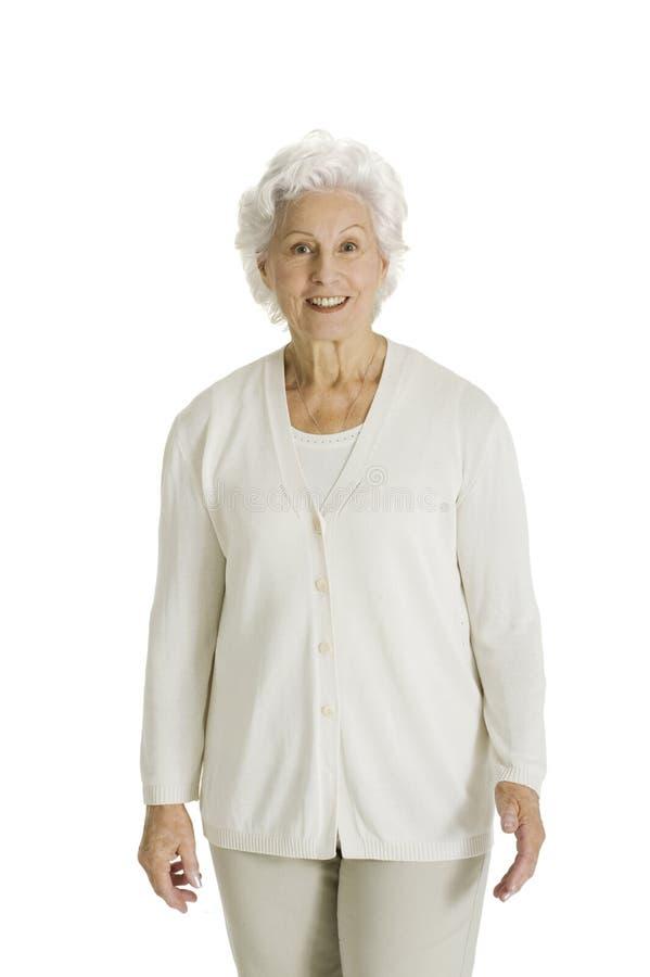 arms tax henne den gammala kvinnan fotografering för bildbyråer