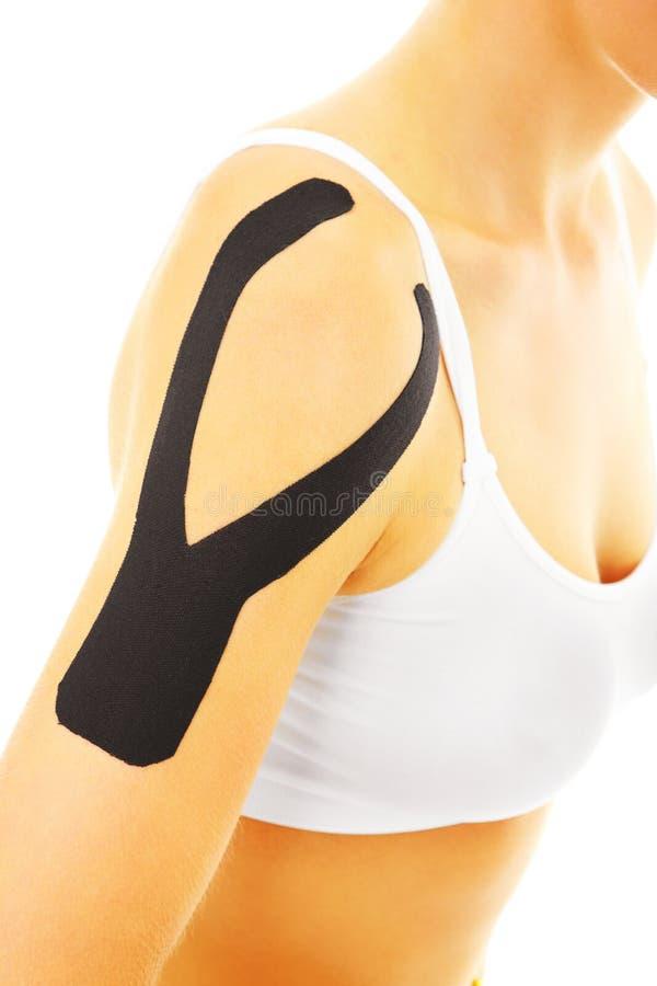 Armskada arkivfoto