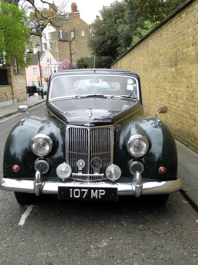 Armstrong Siddeley stock foto's