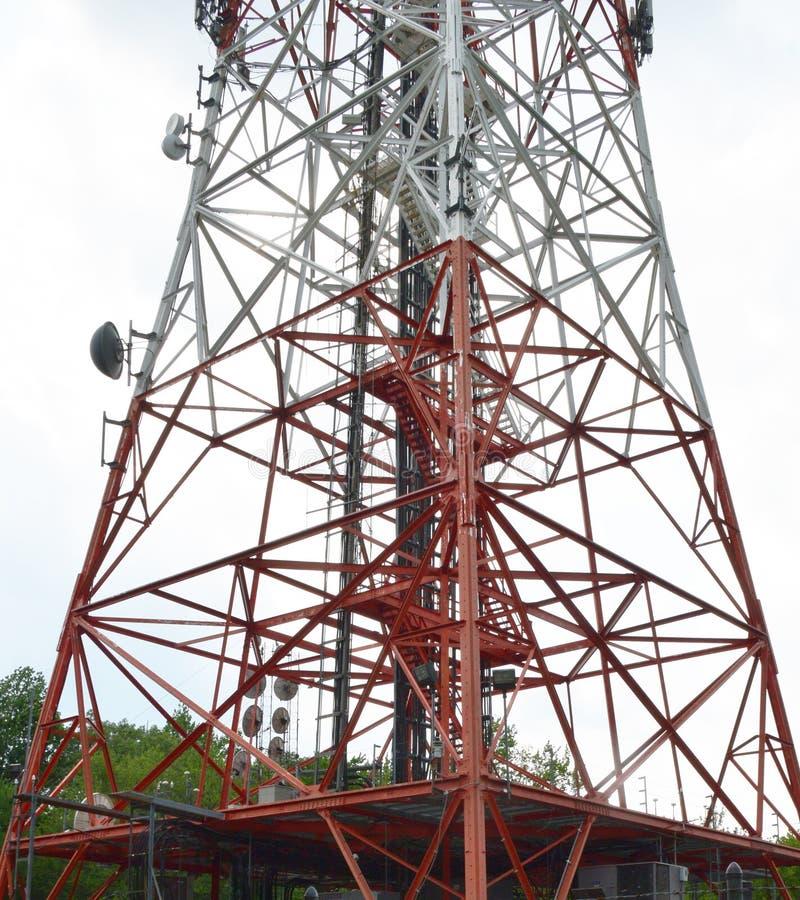 Armstrongtoren, Alpiene Toren Alpiene NJ royalty-vrije stock fotografie