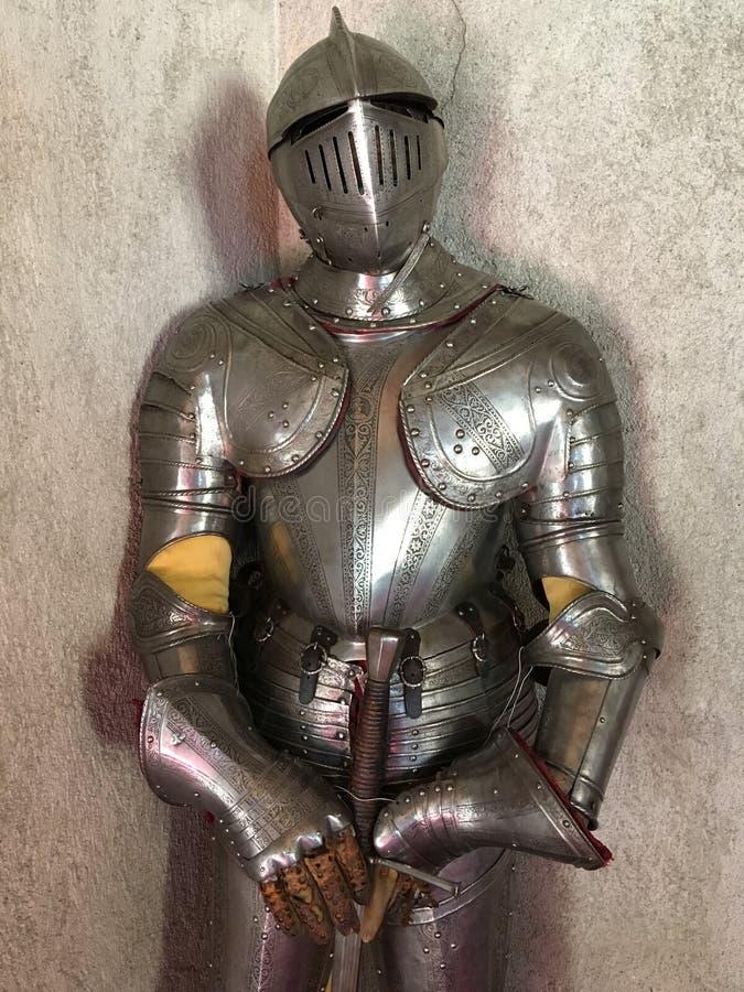 Armure de chevalier photographie stock