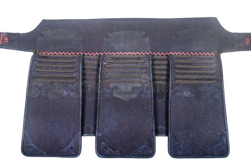 Armure de protection pour le ` de tare de ` de hanches pour Kendo de clôture japonais photos stock