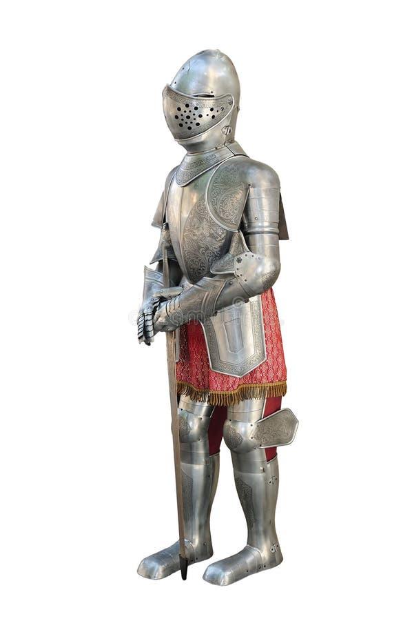 Armure médiévale photo libre de droits