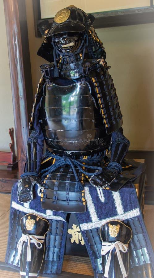 Armure samouraï image libre de droits