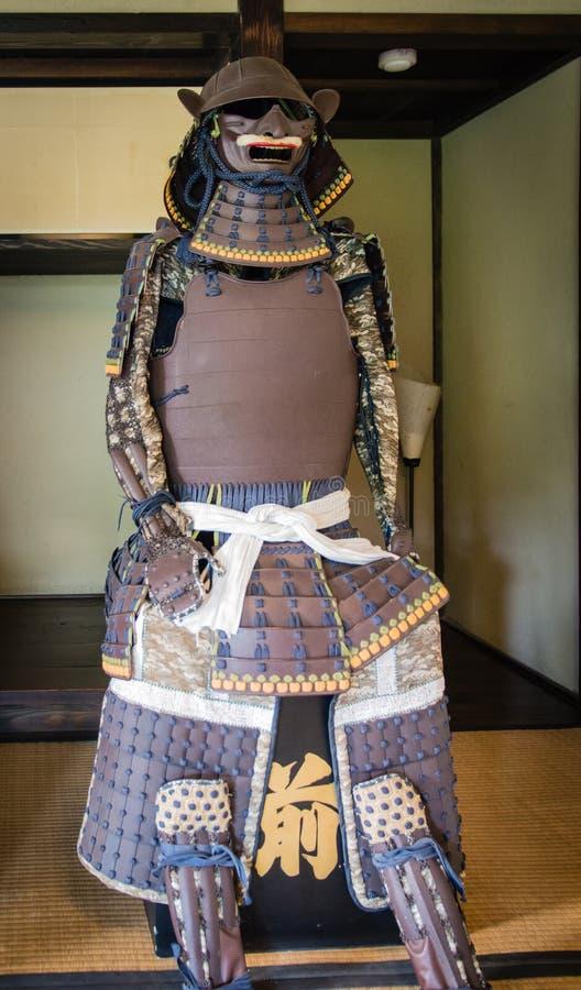 Armure samouraï image stock