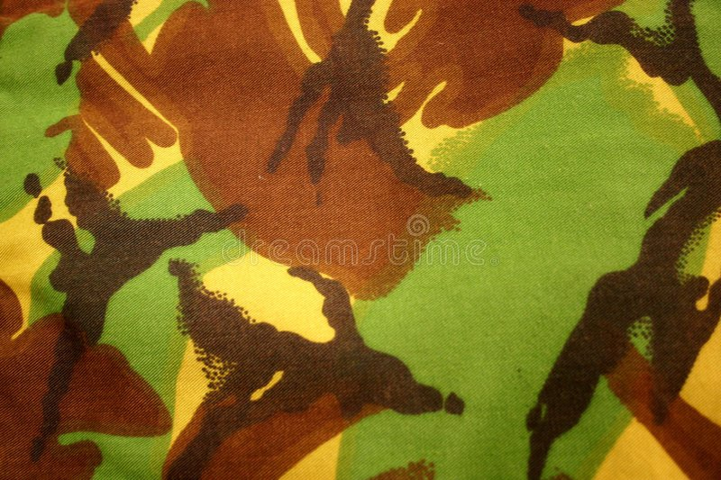 Army background stock image