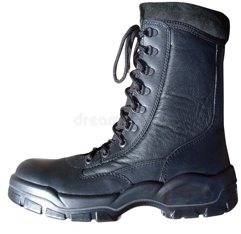 Download Army Boot stock image. Image of robust, clothing, strong - 110767