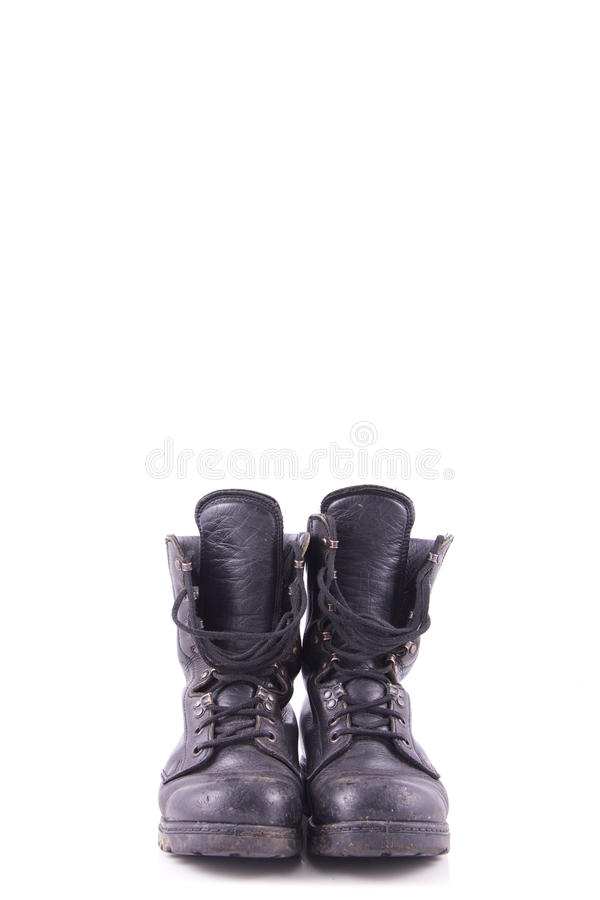 Free Army Boot Stock Photography - 17020292