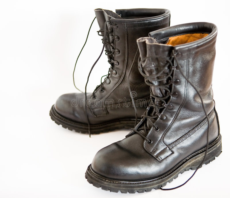 Download Army Boots stock image. Image of bravery, military, boots - 2177501
