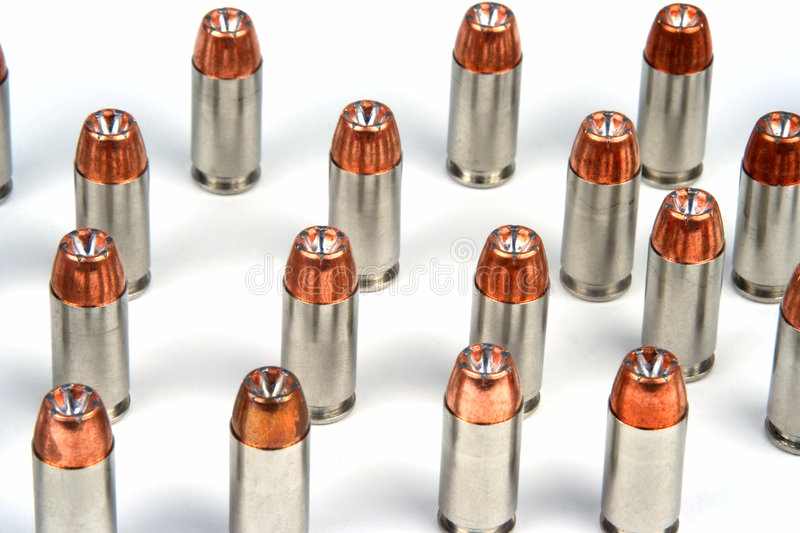 Download Army of Bullets stock image. Image of weapon, trigger - 1000007