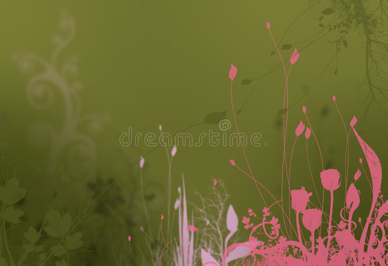 Army chic. Photoshop background image of nature vector illustration