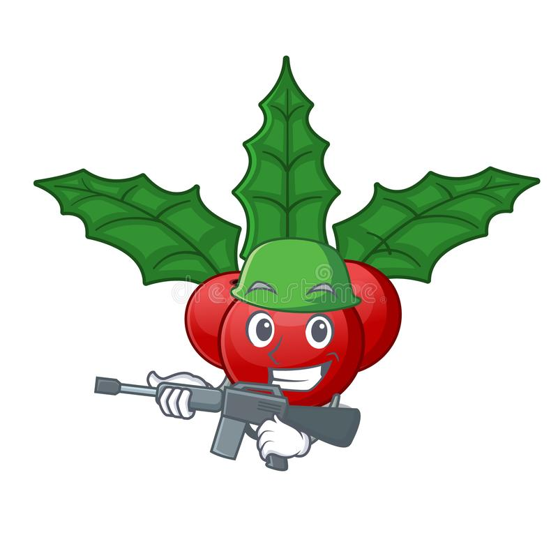 War at Christmas Time Clip Art