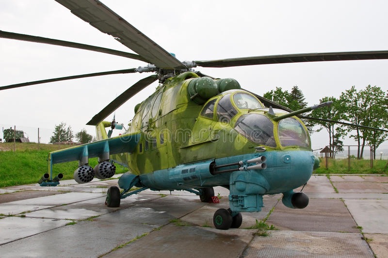 Download Army helicopter stock image. Image of russian, defense - 14524141