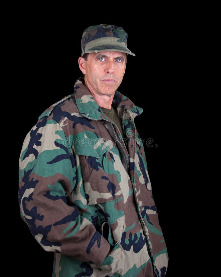 Army Man stock images