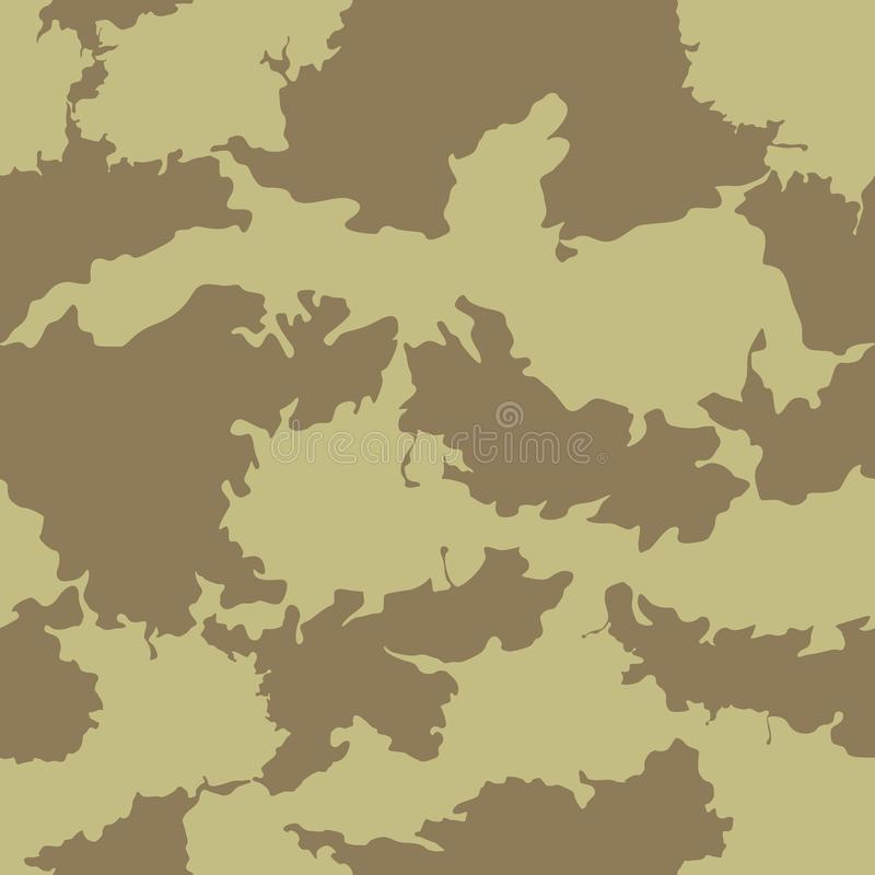 Army, Military Camouflage Seamless/ Repeated Vector based Pattern stock photography