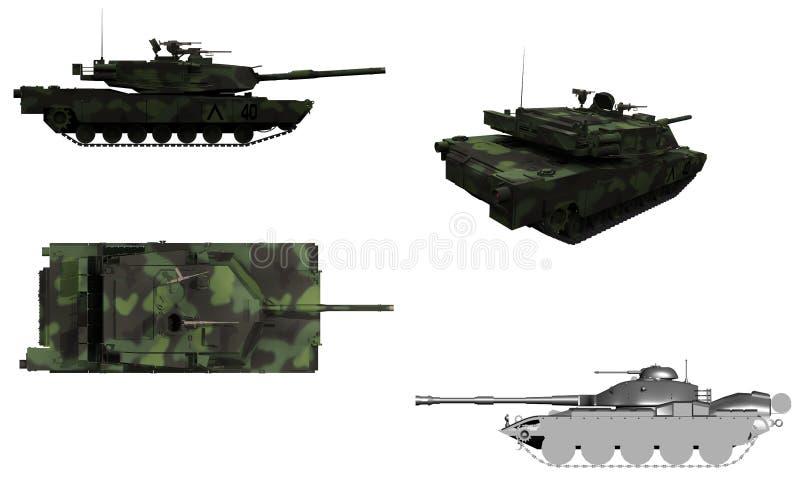 Army Tank Royalty Free Stock Photo