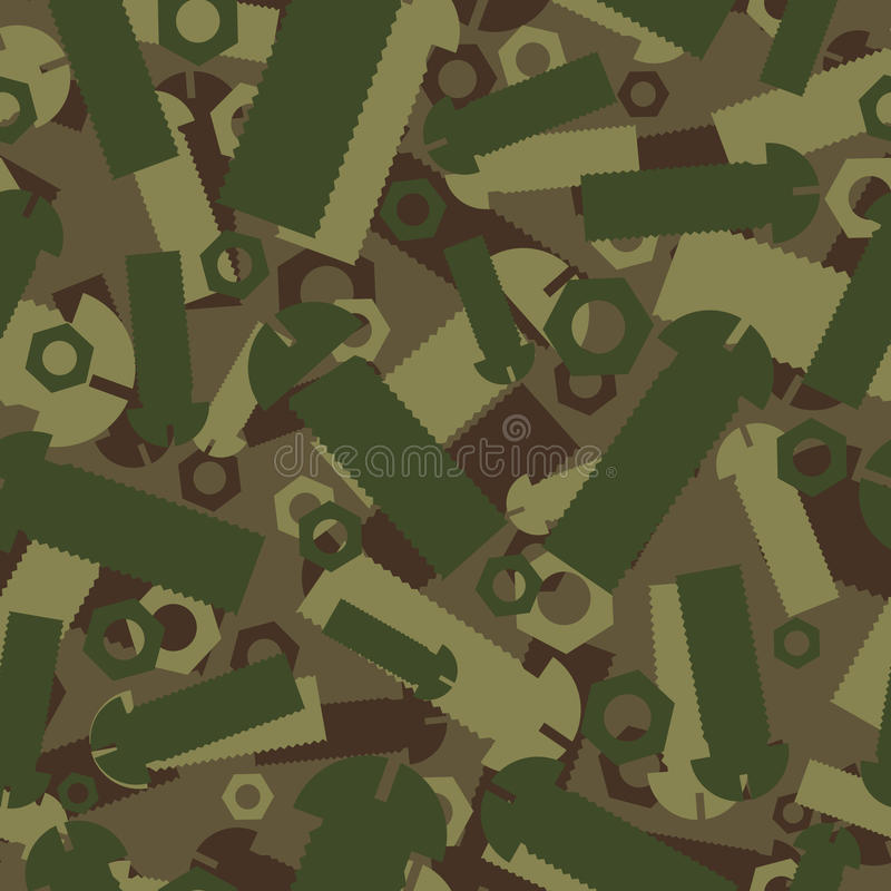 Army texture of nuts and bolts soldier green camouflage ornamen download army texture of nuts and bolts soldier green camouflage ornamen stock vector illustration toneelgroepblik Choice Image
