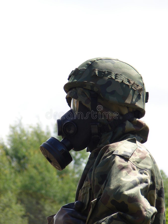ArmyMan II photo stock