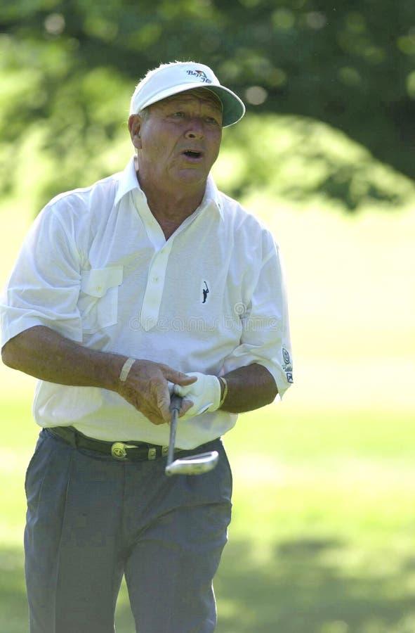 Arnold Palmer imagen de archivo libre de regalías