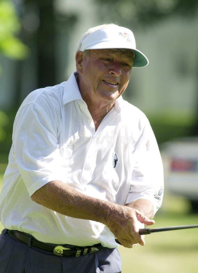 Arnold Palmer imagenes de archivo
