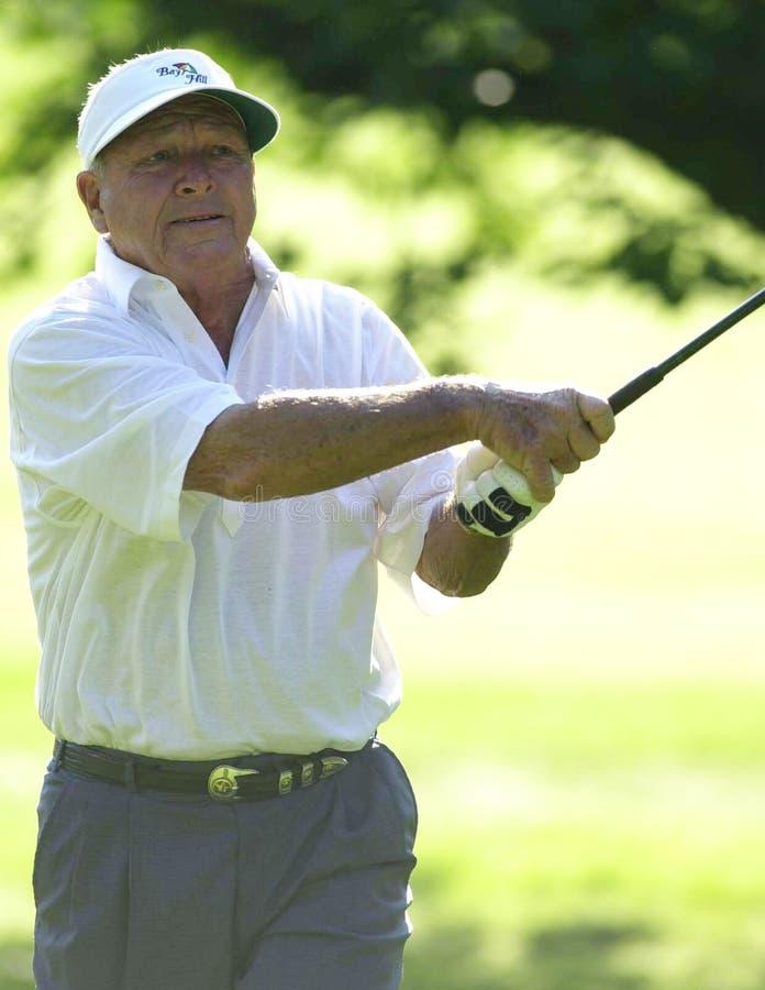 Arnold Palmer fotografía de archivo libre de regalías