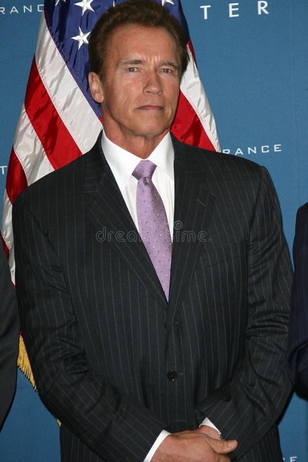 Arnold Schwarzenegger photo stock