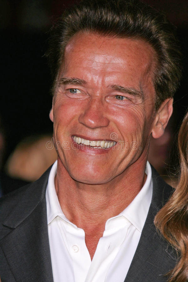 Download Arnold Schwarzenegger editorial stock photo. Image of hollywood - 26885738