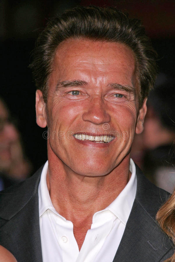 Download Arnold Schwarzenegger editorial photo. Image of schwarzenegger - 26885821