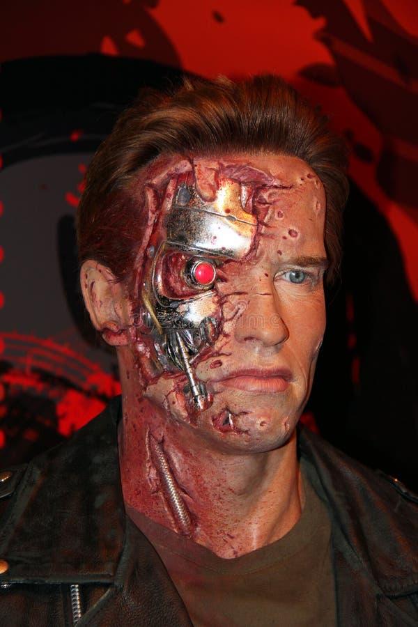 Arnold Schwarzenegger arkivbild