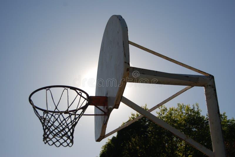 Aro de basquetebol imagens de stock royalty free