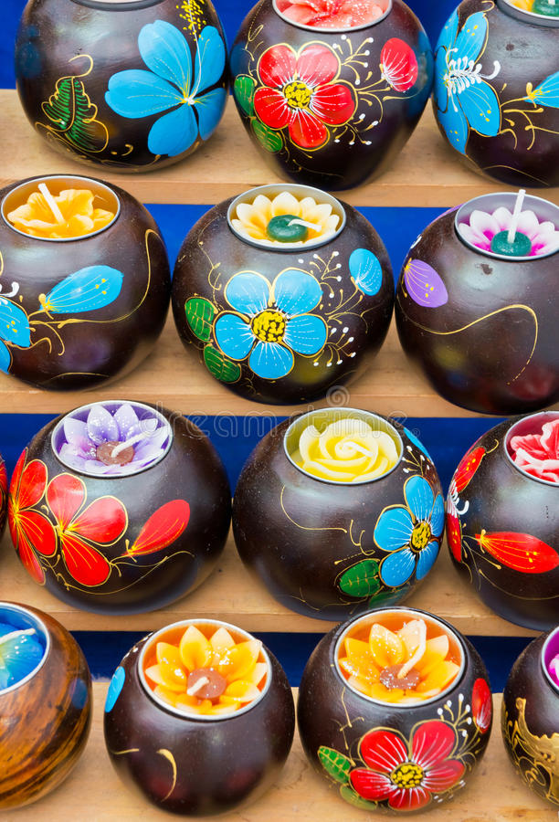 Download Aroma Candle Royalty Free Stock Image - Image: 24144206