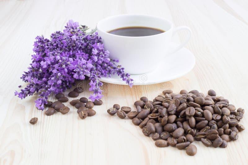 Aroma Coffee Cup. Stock Photo
