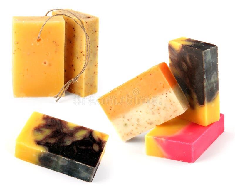 Aromaseife lizenzfreie stockbilder